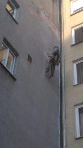 Renowacja elewacji i ścian